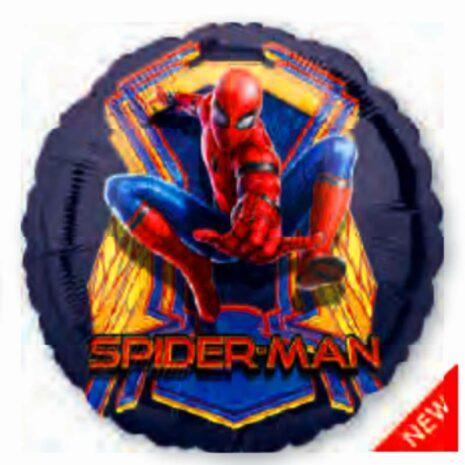 "Globo Metálico Spider-Man 18"""