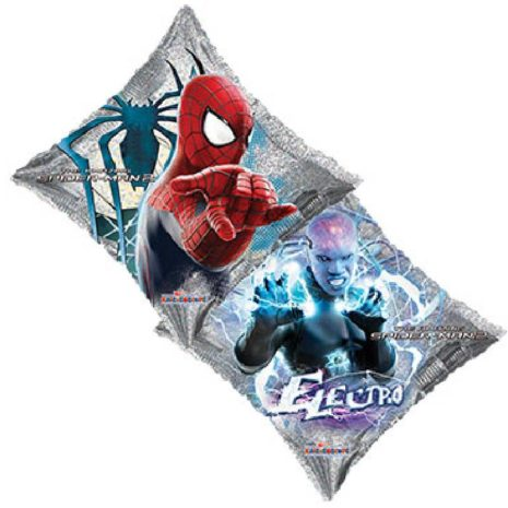 "Globo Metálico Spider Man 2 09"""