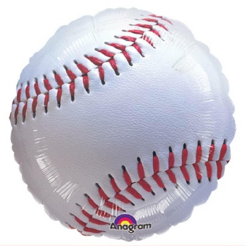 """Globo Metalico Champion Ship Baseball 18"""""""