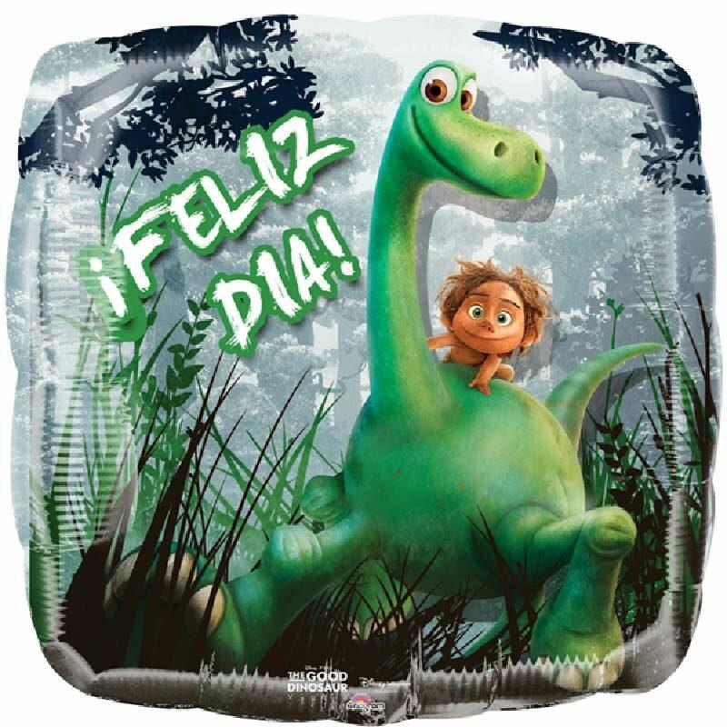 "Globo Metalico Promocion The Dinosaurio 18"""