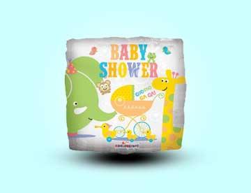 grid baby shower