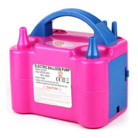 Infladora Electrica, para Globos de Latex y Metalicos