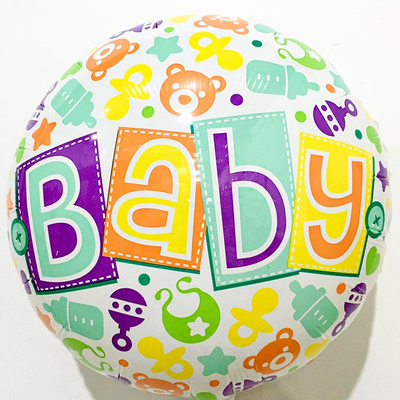 Globo Metalico Shimmer Shine Sonriendo de Baby Shower, 18 Pulgadas en Forma de Cuadrado, Marca Anagram