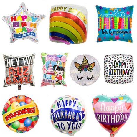 Paquete #7 cumpleaños