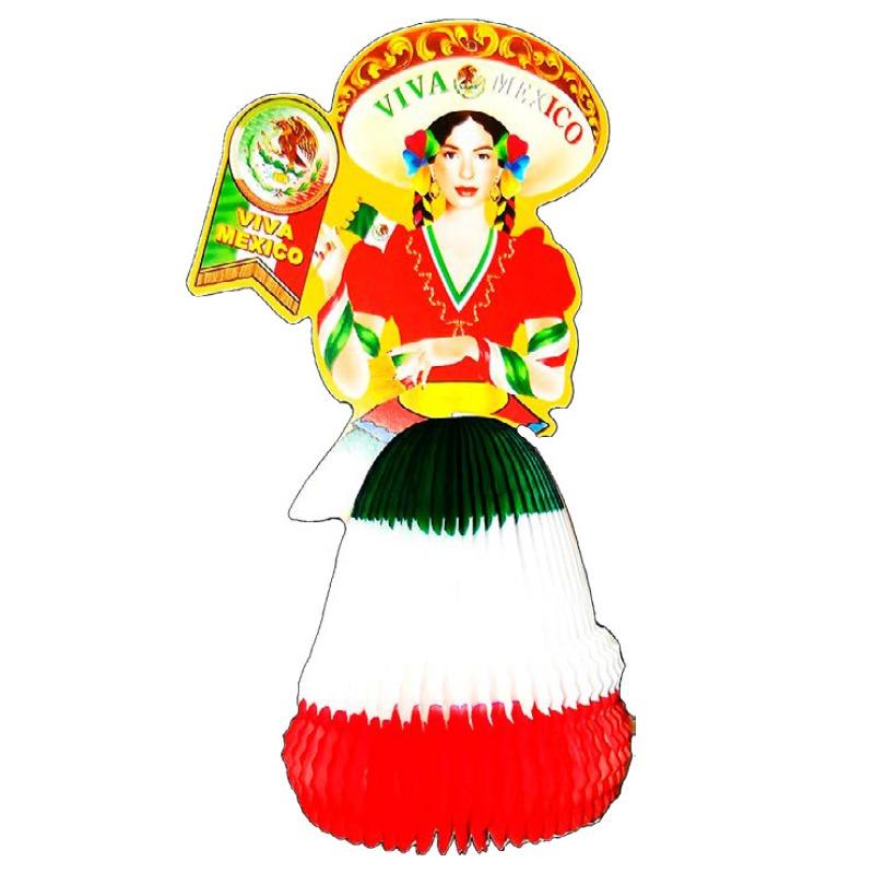 China Poblana Sola no.3