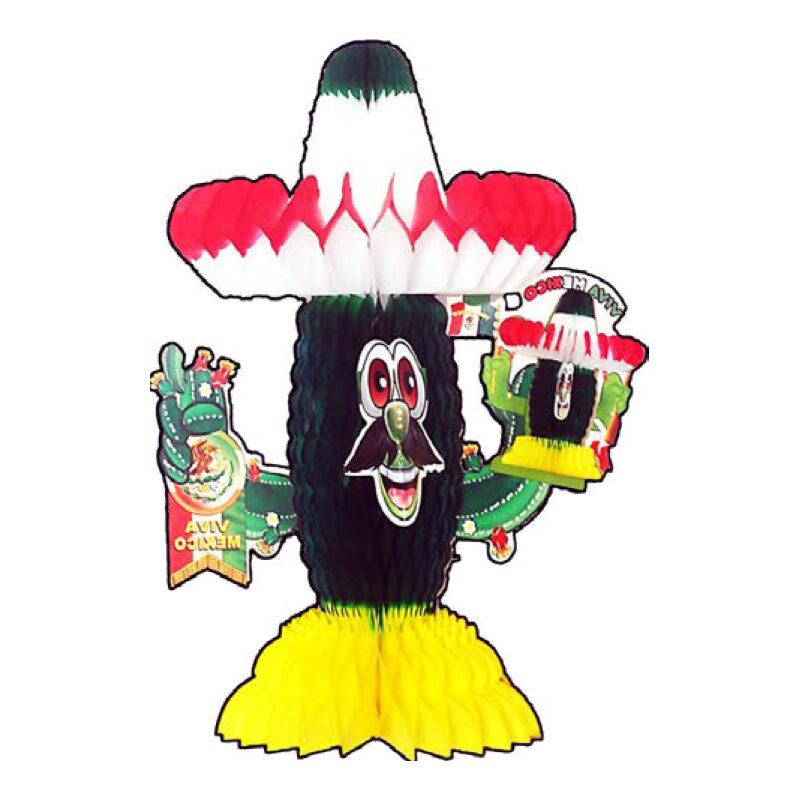 Sombrerudo Cactus Mediano