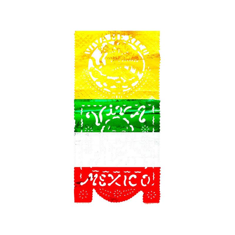 Estandarte c/ Escudo Dorado MED