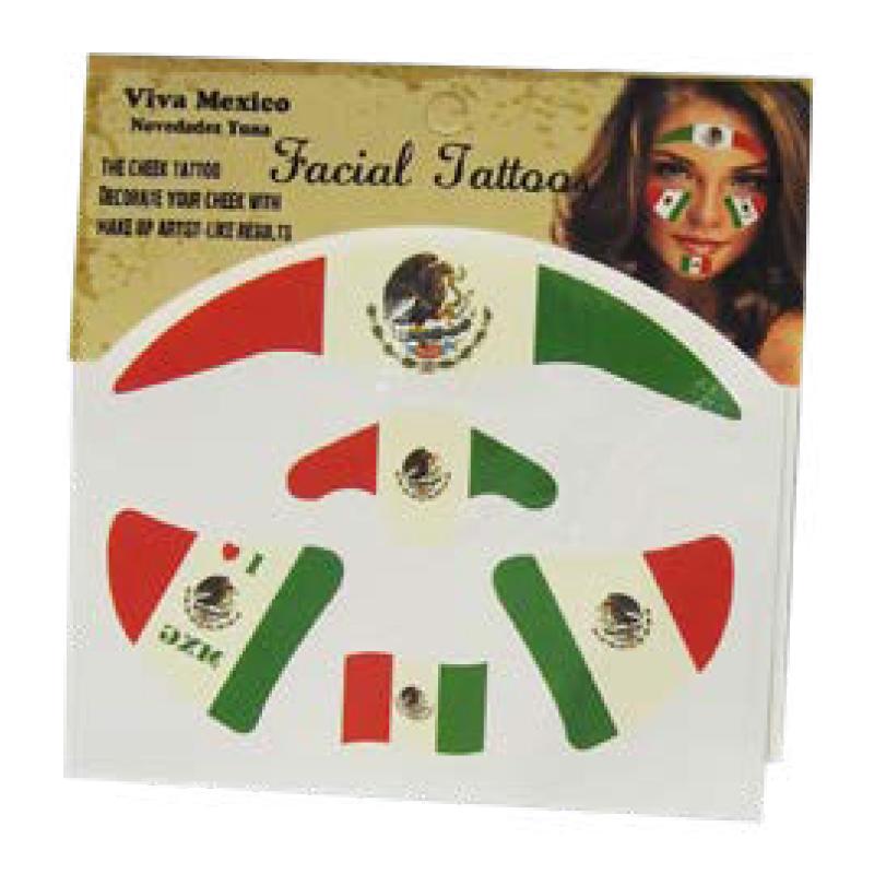 Tatto Facial Mexico